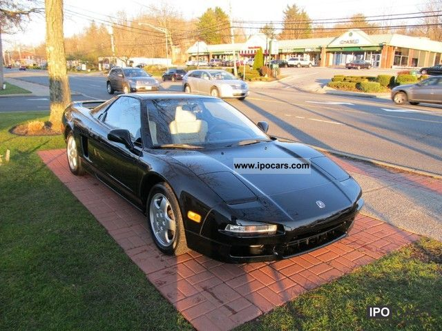 1993 Acura  NSX (U.S. price) Sports car/Coupe Used vehicle			(business photo