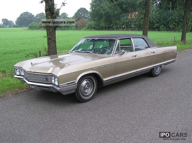Buick  Electra 1966 Vintage, Classic and Old Cars photo