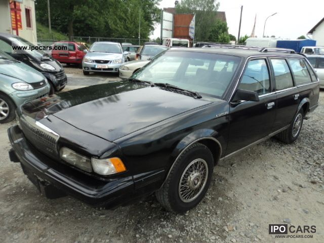 1992 Buick  Century 3.3 AUTOMATIC, 1Hand, 7 seats, air Estate Car Used vehicle photo