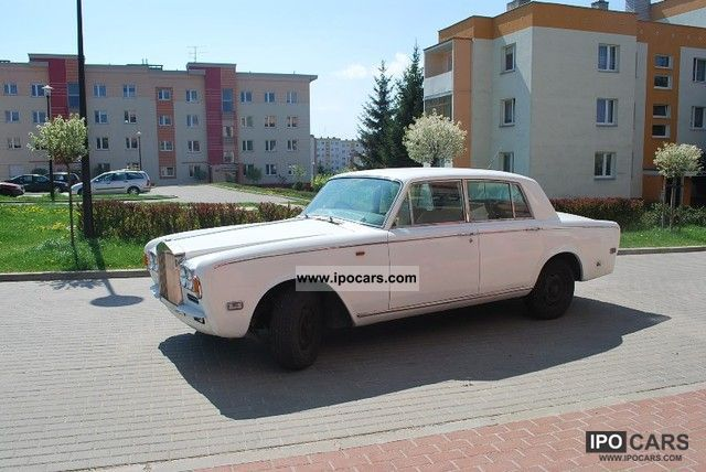 Rolls Royce  2 sztuki! Ostatni tydzien! 1972 Vintage, Classic and Old Cars photo