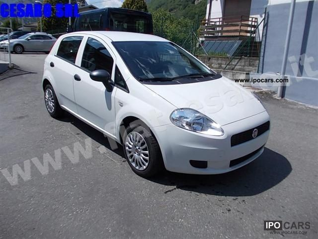 2011 fiat grande punto 1 3 multijet 16v 75cv actual 5p car photo and specs. Black Bedroom Furniture Sets. Home Design Ideas