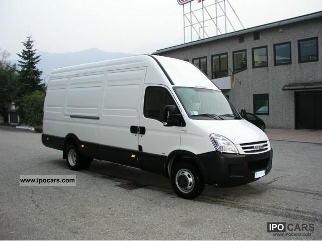 2008 iveco daily 35c15 car photo and specs. Black Bedroom Furniture Sets. Home Design Ideas
