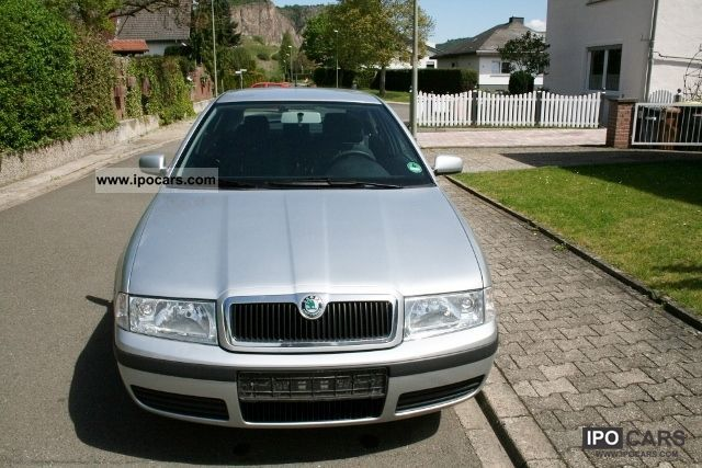 2008 Skoda  Octavia 1.6 Tour Limousine Used vehicle photo