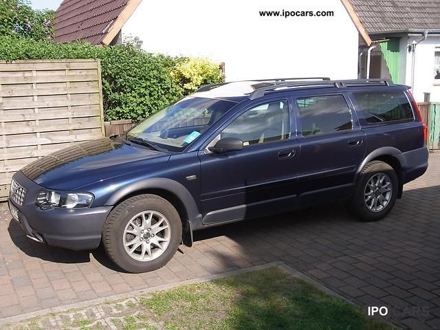 2003 volvo xc70 d5 awd automatic premium car photo and specs. Black Bedroom Furniture Sets. Home Design Ideas