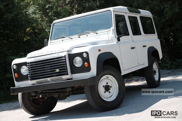 2008 Land Rover  * 110 * Defender Station Wagon * Air * 7Sitze * Warranty * Off-road Vehicle/Pickup Truck Used vehicle photo