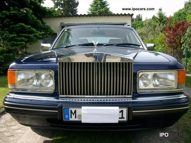 1996 Rolls Royce  Silver Dawn \08/1996 Limousine Used vehicle photo