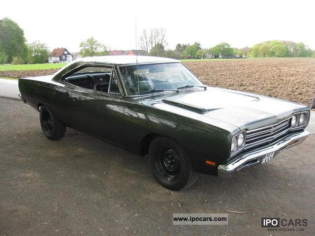 Plymouth  Road Runner 1969 Vintage, Classic and Old Cars photo