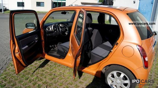 2006 daihatsu trevis junior 1 0 car photo and specs. Black Bedroom Furniture Sets. Home Design Ideas
