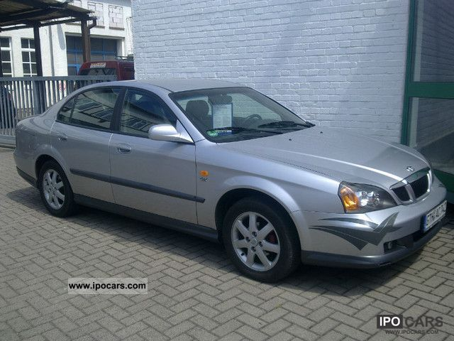 2005 Daewoo Epica CDX 2.0 - Car Photo and Specs