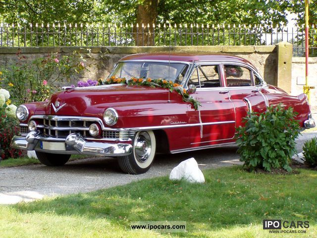 1951 Cadillac  Deville Limousine Classic Vehicle photo
