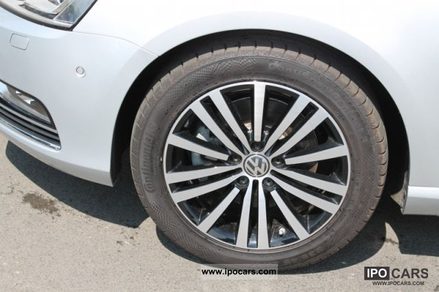 2011 Volkswagen Passat 2.0 TSI Highline DSG, xenon Limousine Employee ...