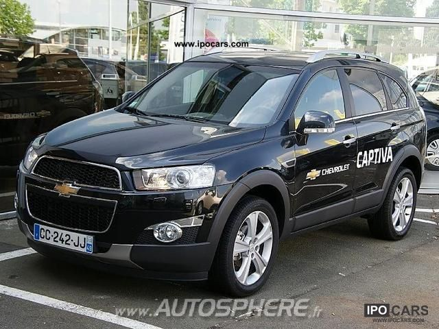 2012 chevrolet captiva 2 2 ltz vcdi184 ba awd car photo. Black Bedroom Furniture Sets. Home Design Ideas
