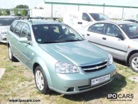 2007 Chevrolet  Nubira SE climate Limousine Used vehicle photo