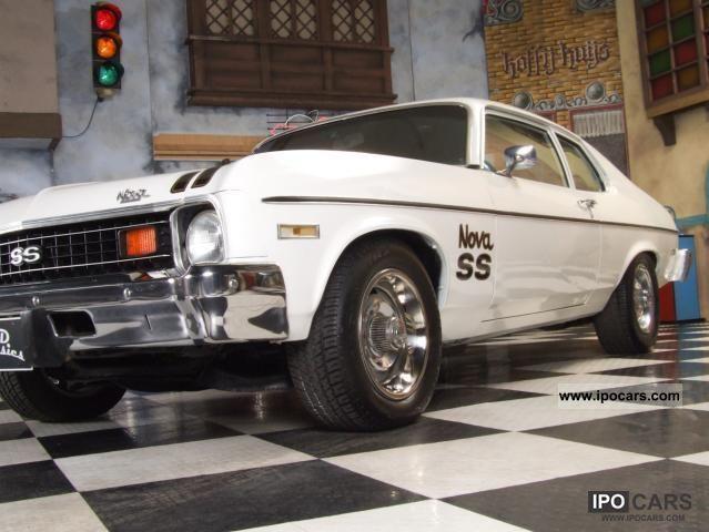 1974 Chevrolet  Nova Sports car/Coupe Classic Vehicle photo