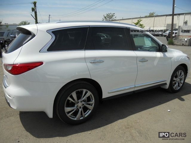 2011 Infiniti JX35 AWD 2013 - Car Photo and Specs