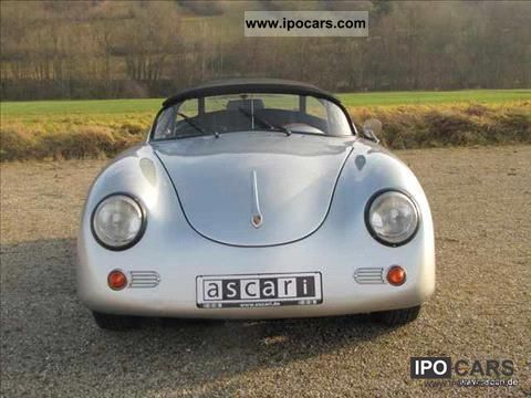 Porsche  356 GT speedster apal Recreation 1970 Vintage, Classic and Old Cars photo