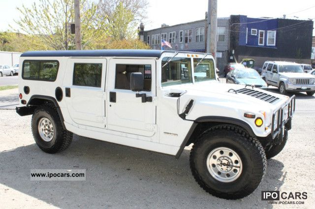 1997 Hummer  H1 6.5 TD Station Civil TOP STATE. Net 34 874 E Off-road Vehicle/Pickup Truck Used vehicle photo