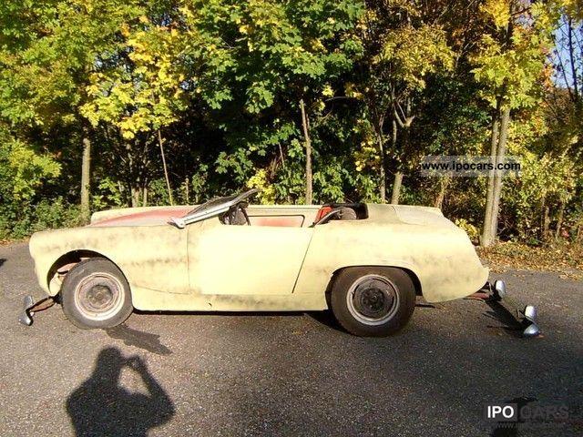 1962 Austin  Sprite II Cabrio / roadster Classic Vehicle photo
