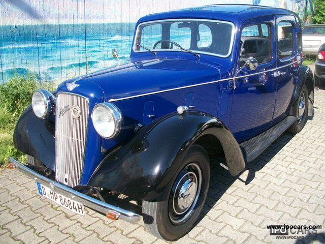 1939 Austin  12 Limousine Used vehicle photo