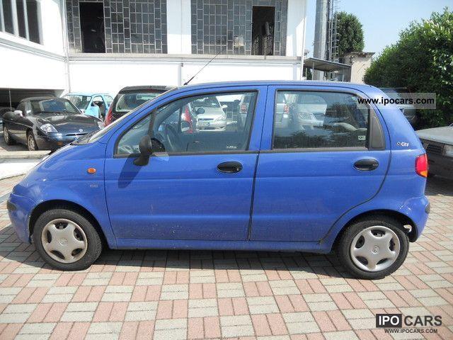 2000 Daewoo  City Small Car Used vehicle photo