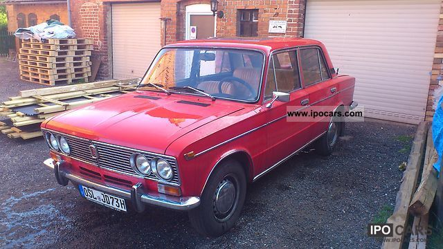 Lada  2103 1975 Vintage, Classic and Old Cars photo