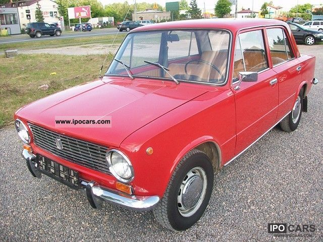 Lada  * 2101 * KOLEKCJONERSKA Fabryczna * JAK NOWA * 1979 Vintage, Classic and Old Cars photo