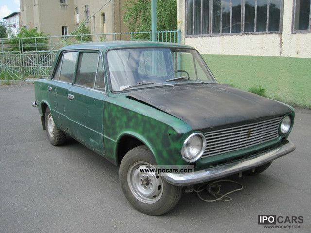 1976 Lada  21 011 1300 Zhiguli Limousine Used vehicle photo
