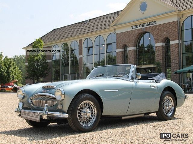 1964 Austin Healey  3000 MK3 Overdrive Cabrio / roadster Classic Vehicle photo