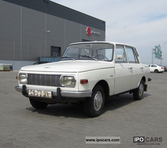 Wartburg  De Luxe 1973 Vintage, Classic and Old Cars photo