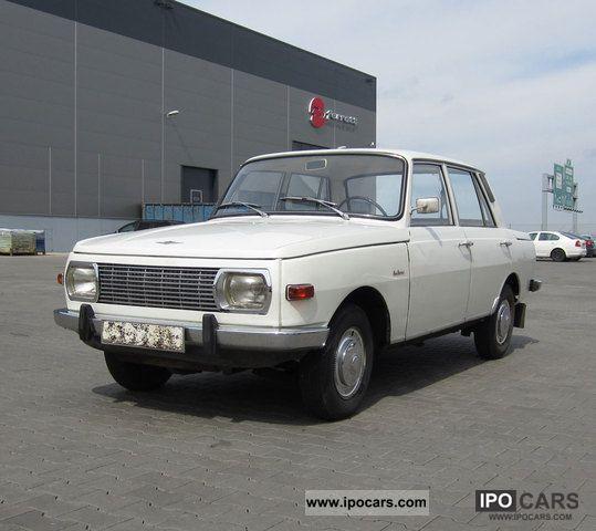 1973 Wartburg  De Luxe Limousine Classic Vehicle photo