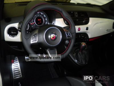 2012 Abarth  500 1.4 T-Jet 16V Limousine Demonstration Vehicle photo
