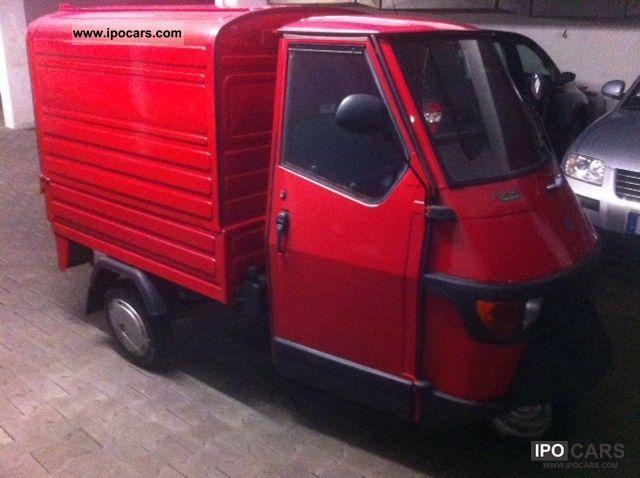 2003 Piaggio  APE Small Car Used vehicle photo