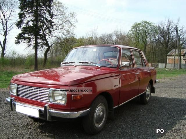 Wartburg  353 de luxe 1979 Vintage, Classic and Old Cars photo