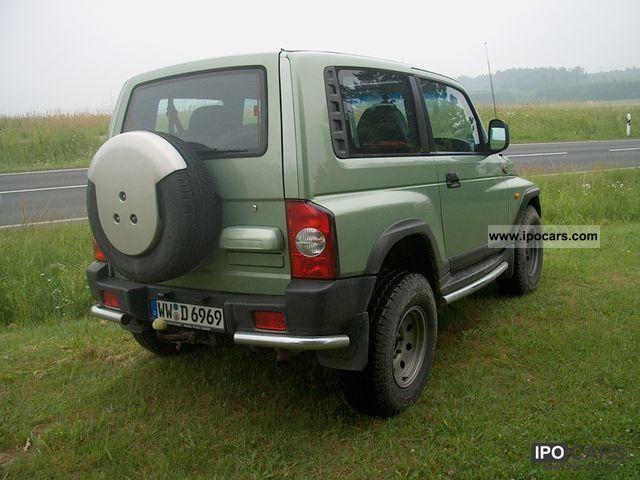 1998 ssangyong e32 korando automatic lpg gas system car photo and specs. Black Bedroom Furniture Sets. Home Design Ideas