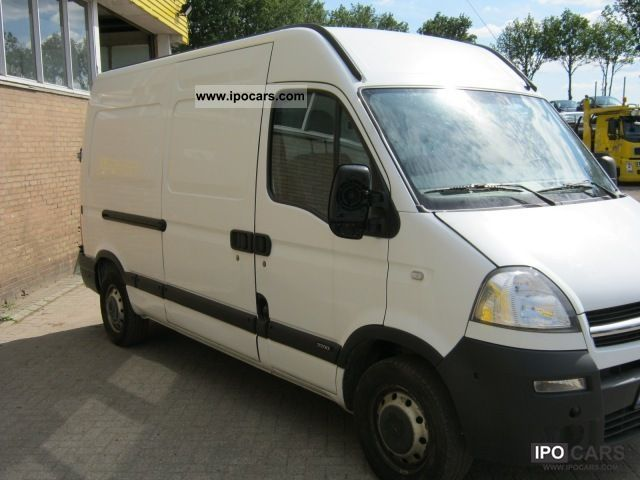 2006 opel movano l2h2 car photo and specs. Black Bedroom Furniture Sets. Home Design Ideas