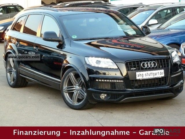 2010 audi q7 4 2 tdi quattro tiptr s line plus full 21 car photo and specs. Black Bedroom Furniture Sets. Home Design Ideas