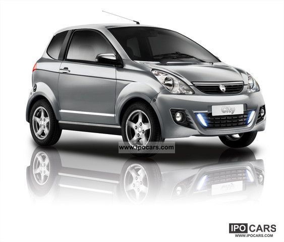 2012 Aixam  City Premium with ABS (silver) Small Car New vehicle photo