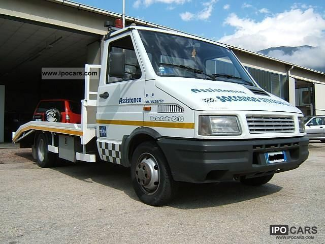1990 Iveco Daily Carroattrezzi 49 10 Td Car Photo And Specs
