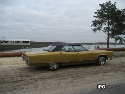 1971 Lincoln  Town Car / TUV-free and H-approval Limousine Used vehicle photo