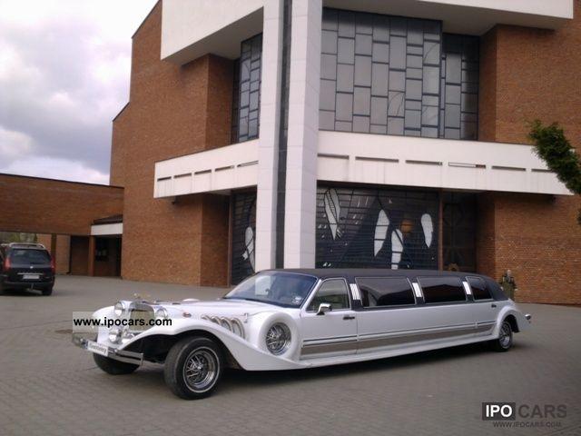 1990 Lincoln  Sprzedam Excalibur Limousine Used vehicle photo