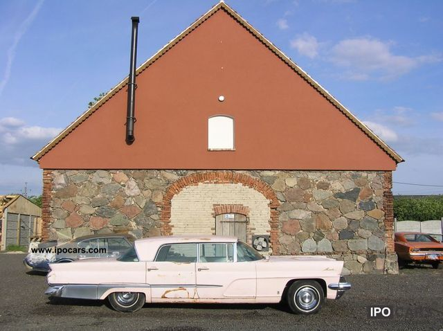 1959 Lincoln  Project premiere in 1959 - Nomad Cars Limousine Classic Vehicle photo