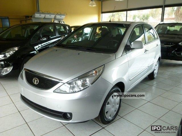 2012 Tata  Vista 4.1 Safire Bi Fuel Metano 5pt Small Car New vehicle photo