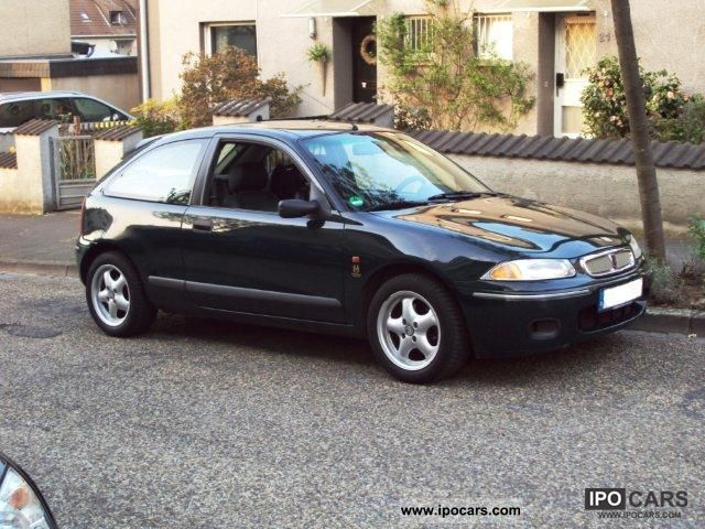 1997 Rover 200 Vi Car Photo And Specs