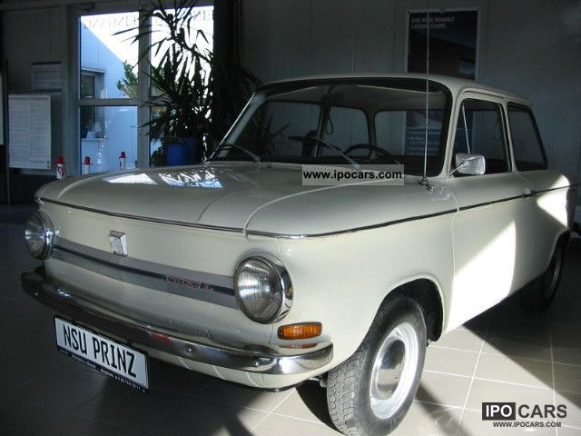 1973 NSU  Prinz 4 Small Car Used vehicle photo