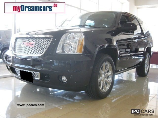 GMC  Yukon Denali 6.2l/V8 BRHV 2012 T1: 52.900, - USD 2012 Ethanol (Flex Fuel FFV, E85) Cars photo