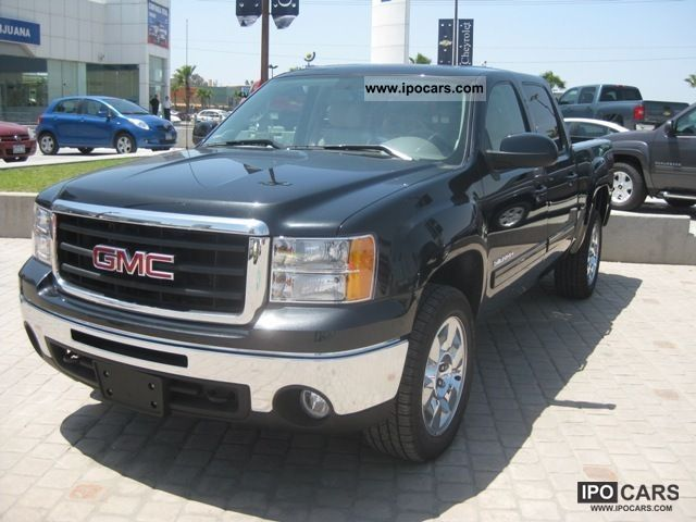 GMC  Sierra Crew Cab 5.3 L, 2012 T1, BRHV: 42.900,-USD 2012 Ethanol (Flex Fuel FFV, E85) Cars photo
