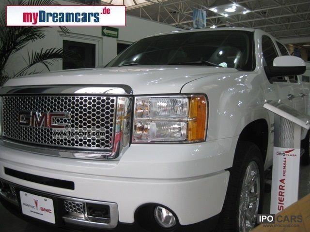 2012 GMC  Denali Crew Cab 6.2 l/V8, 2012 T1, BRHV: $ 46,900 Off-road Vehicle/Pickup Truck Used vehicle photo