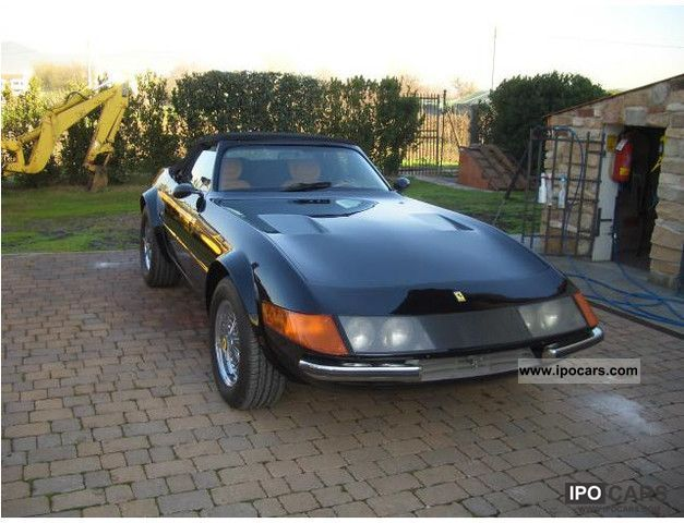 Ferrari  Daytona 1978 Vintage, Classic and Old Cars photo