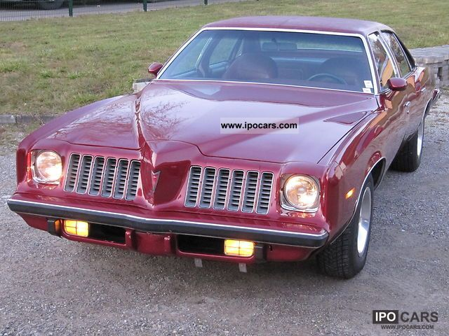 Pontiac  Grand-Am 1974 Vintage, Classic and Old Cars photo