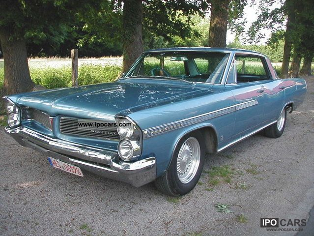 Pontiac  PARISIENNE 1963-AUSTRALIA-IMPORT RHD 1963 Vintage, Classic and Old Cars photo
